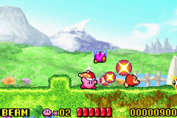 kirby dreamland