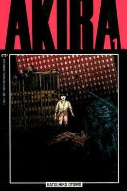 Katsuhiro Otomo, Akira, 1989, Epic Comics