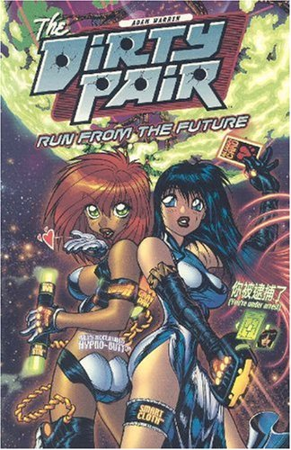 Adam Warren, Dirty Pair: Run from the Future, 2002, Dark Horse Comics