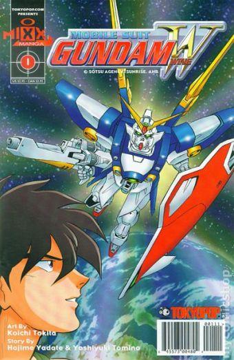 Koichi Tokita, Gundam Wing, 2000, Tokyopop
